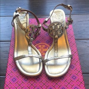 Tory Burch Miller sandal 55mm size 6